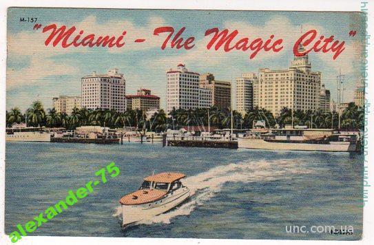 Майами.Удивительный город.