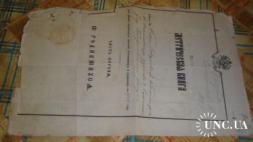Метрическая книга. Часть. 24958. Сошанска. Бердичевский уезд.
