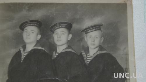 Моряки. Балтийский флот.