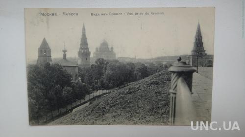 Москва.Фон Гиргенсон. 49. Вид с Кремля.