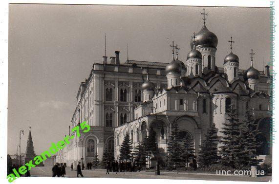 Москва.Кремль.Благовещенский собор.