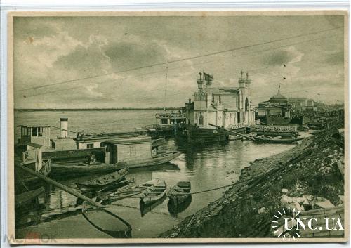 Нижний Новгород. 473. Пристань. Набережная.