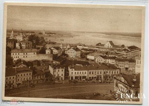 Нижний Новгород. 489.Улица Балчуг.
