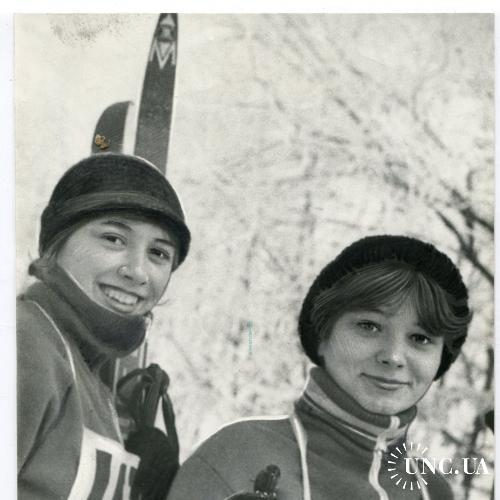ТАСС. Для печати. Спорт.  Лыжи. Лыжницы красотки.
