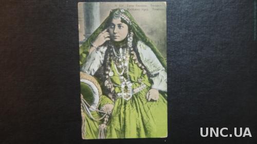 Типы Кавказа. Татарка.