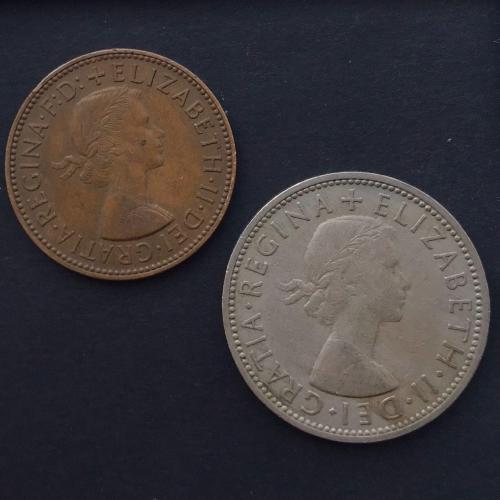 Набор монет Европа М6.6
