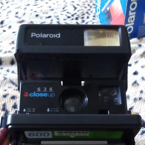 Polaroid на картриджах