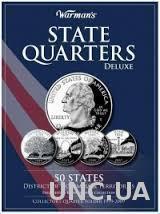 Альбом 25 центов США Штаты и территории 2 двора