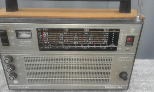 Радио - Океан 214