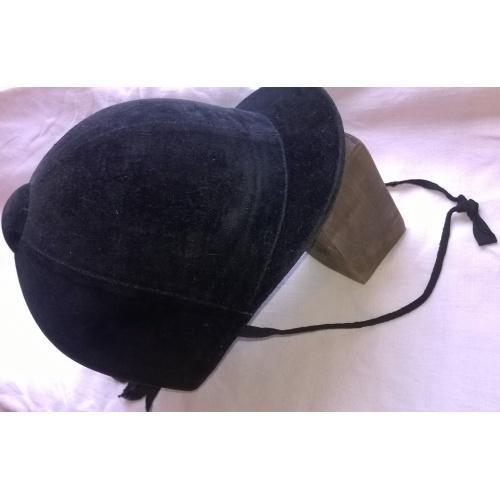 шлем пробковый, ездовой, Англия