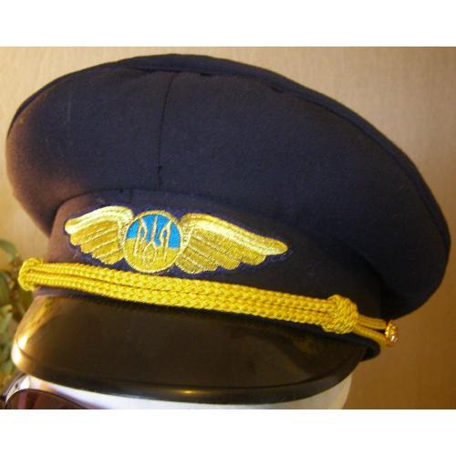 фуражка, Гражданская авиация Украины