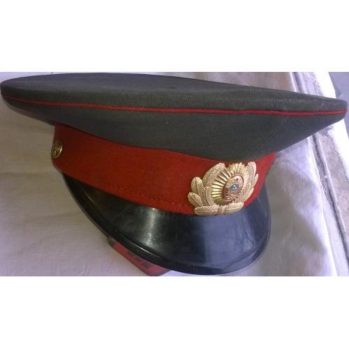 фуражка милицейская,СССР