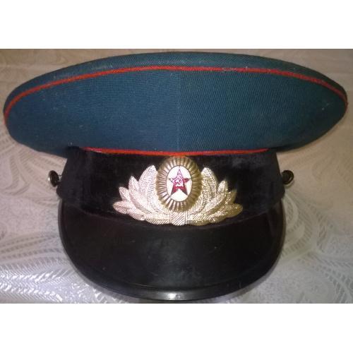 фуражка офицерская, СССР