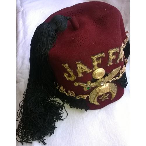 восточная шапка