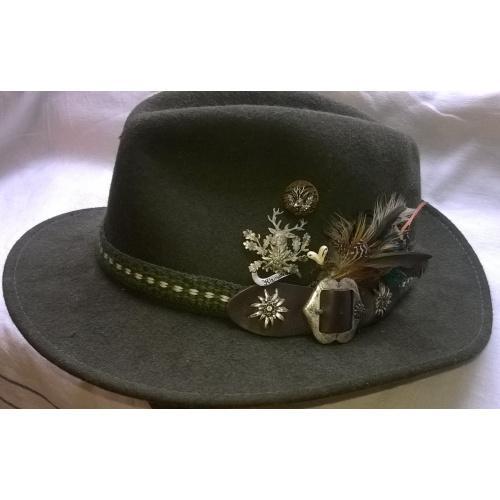 шапка охотничья (Антон Пихлер), Грац, Австрия