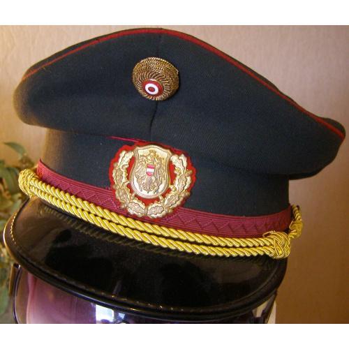 фуражка Австрия полиция