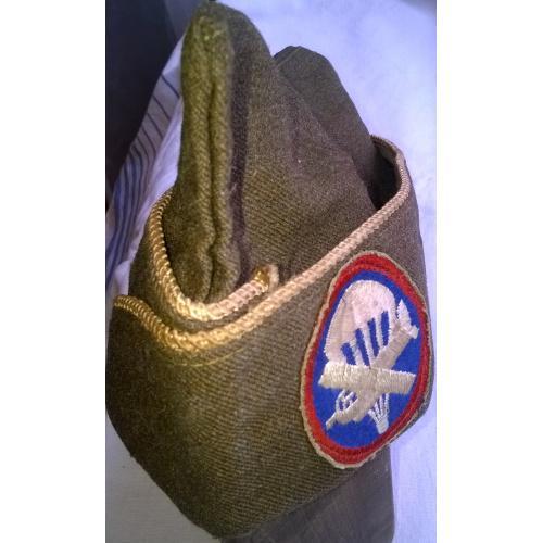 пилотка, десант США, 40-е