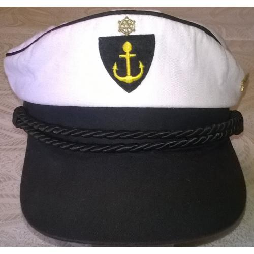 фуражка яхтсмена