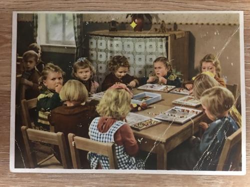 Фотооткрытка. Дети