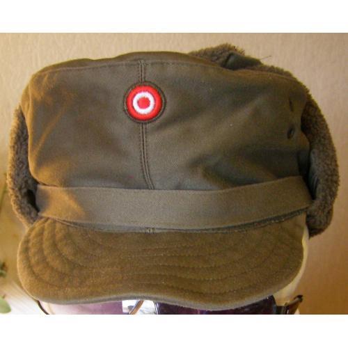 шапка ушанка Бундесвер