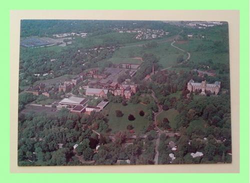 Почтовая  открытка  США «Rochester, Nazareth college» (1).