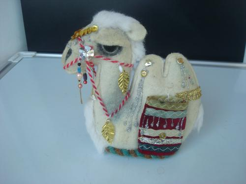 Сувенир верблюд