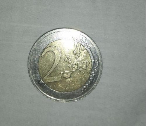 Литва 2 евро