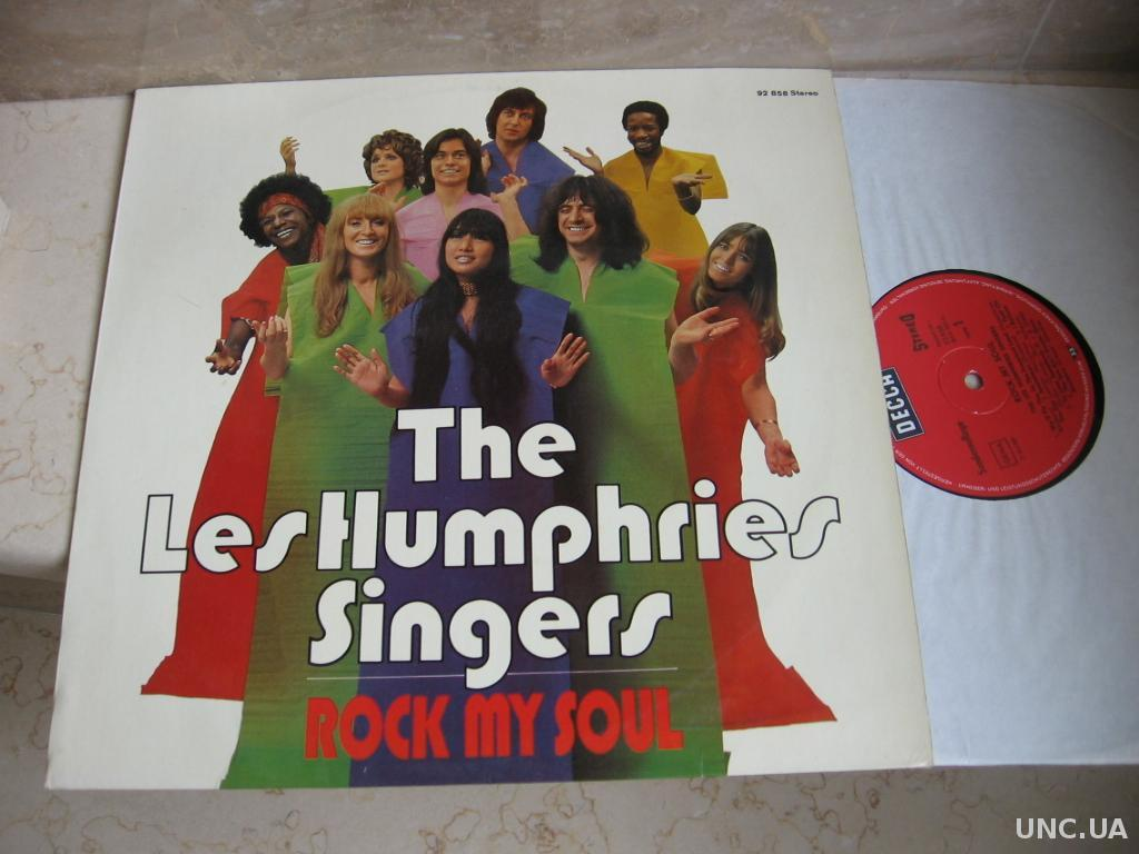 The Les Humphries Singers* – Rock My Soul (Germany) Funk / Soul, Pop LP  купить на | Аукцион для коллекционеров UNC UA