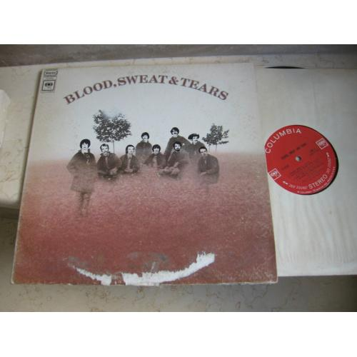 Blood, Sweat And Tears - 2 ( USA )LP
