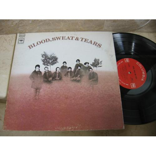 Blood, Sweat And Tears - 2 ( USA )LP