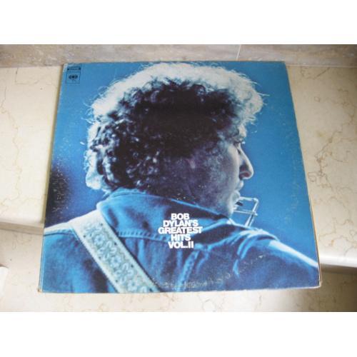 Bob Dylan – Bob Dylan's Greatest Hits Volume II  : (2x-LP)( USA) LP