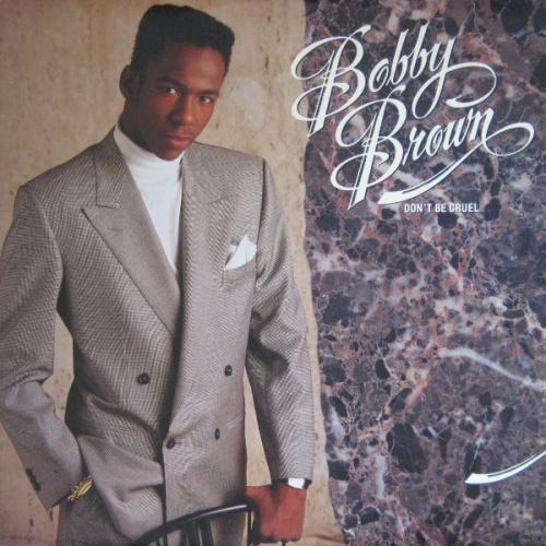 Bobby Brown – Don't Be Cruel  ( USA ) Funk / Soul ,  RnB / Swing
