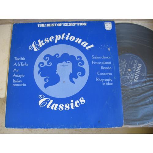 Ekseption – Ekseptional Classics - The Best Of Ekseption ( Germany )LP