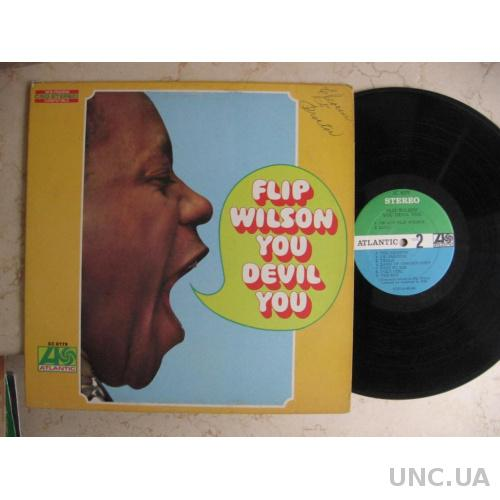 Flip Wilson - You Devil You: ( USA ) LP