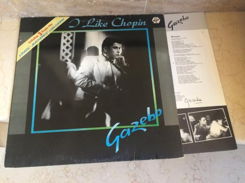 Gazebo - I Like Chopin ( Germany) LP