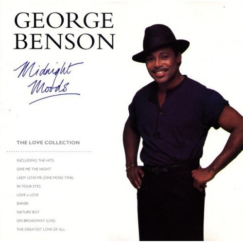 George Benson – Midnight Moods   (made in Europe )