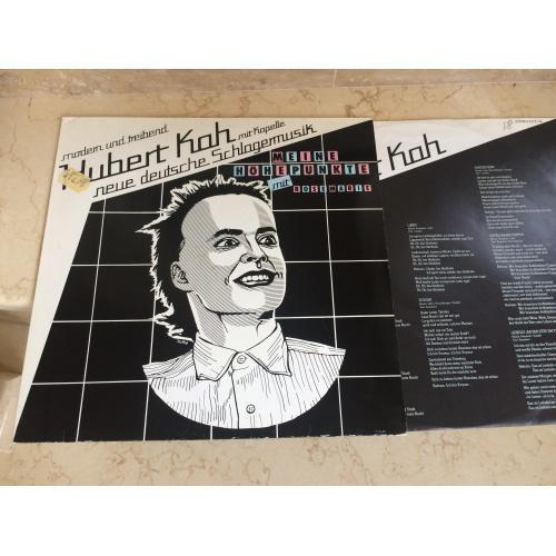 Hubert Kah Mit Kapelle -   ( Germany  ) LP