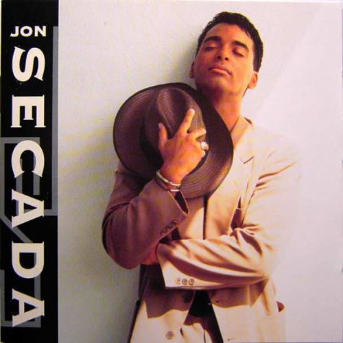 Jon Secada – Jon Secada     (made in Holland  )
