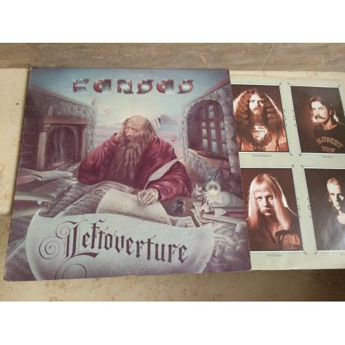 Kansas : Leftoverture ( USA )LP