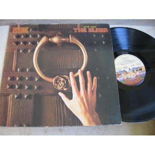 Kiss – (Music From) The Elder  ( Germany ) LP