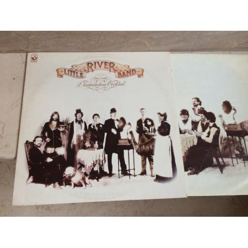 Little River Band ‎– Diamantina Cocktail ( USA ) LP