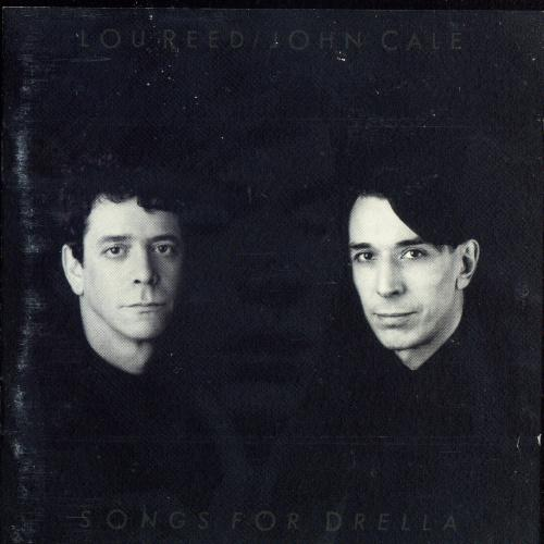 Lou Reed / John Cale – Songs For Drella  ( USA )