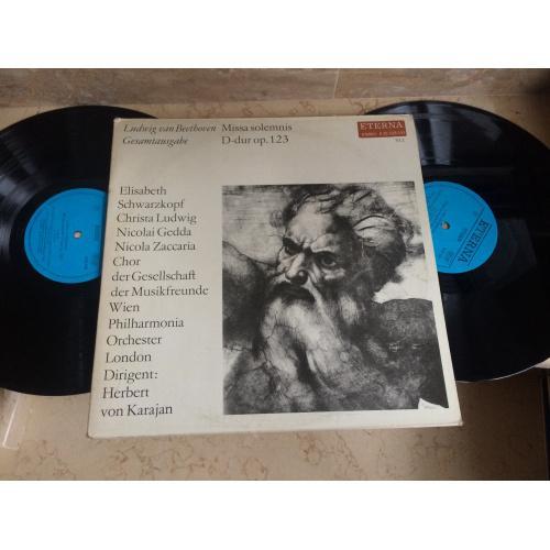 Ludwig Van Beethoven – Missa Solemnis D-Dur Op. 123 (2xLP)