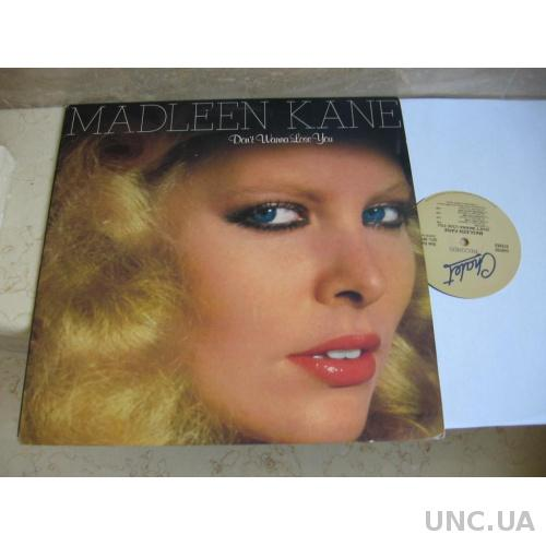 Madleen Kane ( Giorgio Moroder ) – Don't Wanna Lose You   ( USA) Disco LP