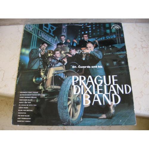 Prague Dixieland Band (Czechoslovakia )  JAZZ  LP