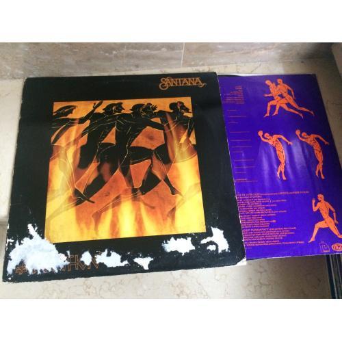 Santana – Marathon  (USA ) LP