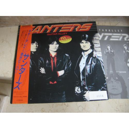 Santers – Guitar Alley ( Japan )LP
