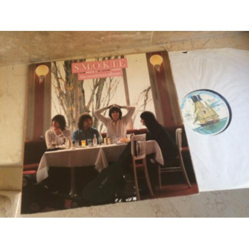 Smokie – The Montreux Album ( made in Germany ) LP