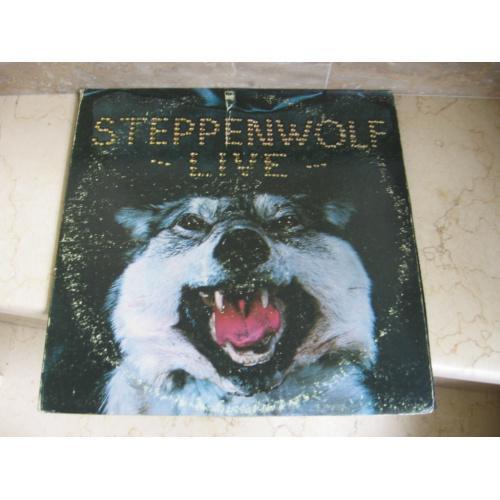 Steppenwolf – Live  : (2x-LP)( USA) LP