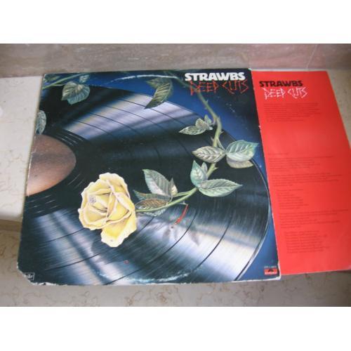 Strawbs : Deep Cuts ( USA OY-1-1603 )LP